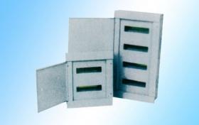 排骨式配电箱(暗装、明装)